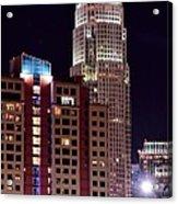 Charlotte Skyscraper Acrylic Print