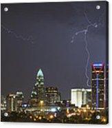 Charlotte's Storm Acrylic Print