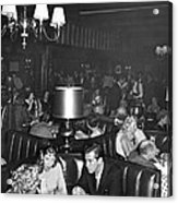 Chasen's Hollywood Restaurant Acrylic Print