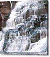 Chasing Waterfalls Acrylic Print