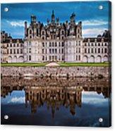 Chateau Chambord Acrylic Print