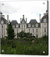 Chateau Cheverney  Acrylic Print