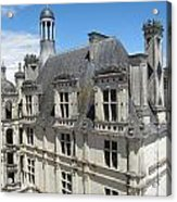 Chateau De Chambord Acrylic Print