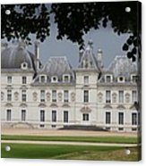 Chateau De Cheverny - France Acrylic Print