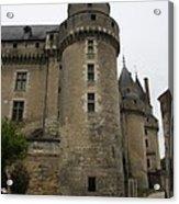 Chateau De Langeais - France Acrylic Print
