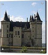 Chateau Saumur - France Acrylic Print