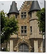 Chatelet - Chateau D'angers  Acrylic Print