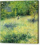 Chatou After Renoir Acrylic Print