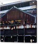 Chattanooga Pipe And Whetland Warehouse 12 Acrylic Print