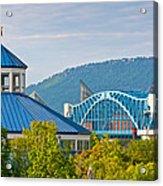 Chattanooga View Acrylic Print