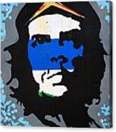 Che Guevara Picture Acrylic Print