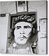 Che The Revolutionary Acrylic Print