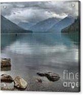 Cheakamus Lake - Squamish British Columbia Acrylic Print