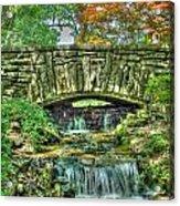 Cheekwood Bridge Acrylic Print