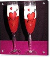 Cheers My Love 01 Acrylic Print