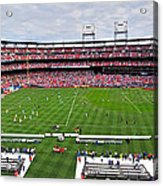 Chelsea Vs Manchester City At Busch Acrylic Print