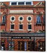 Cheltenham Theatre Acrylic Print