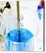 Chemistry Laboratory 3 Acrylic Print