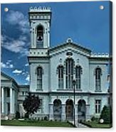 Chemung County Courthouse Acrylic Print