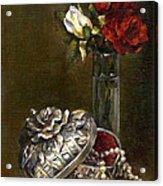 Cherished Memories Acrylic Print by Gini Heywood
