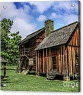 Cherokee Tavern Acrylic Print