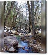 Cherry Creek Acrylic Print