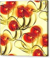 Cherry Jelly Acrylic Print