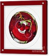 Cherry Liqueur Anyone... Acrylic Print