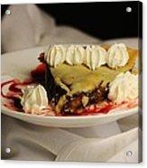 Cherry Pie Acrylic Print