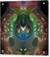 Cherub 5 Acrylic Print