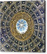 Cherubic Cupola Acrylic Print