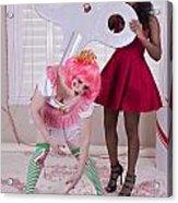 Cheryl Christmas 5 Acrylic Print
