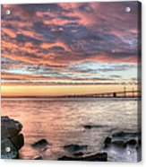 Chesapeake Splendor  Acrylic Print by JC Findley