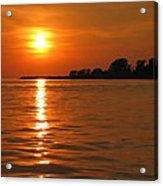 Chesapeake Sun Acrylic Print