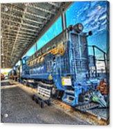 Chesapeake Western Baldwin Ds-4-4-660 No 662 Acrylic Print