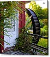 Chester County's Kimberton Mill Acrylic Print