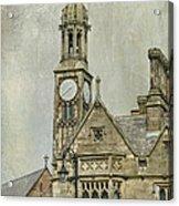 Chester England Acrylic Print