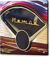 Chevrolet Belair Nomad Dashboard Acrylic Print
