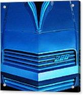 Chevrolet Camaro Z28 Acrylic Print