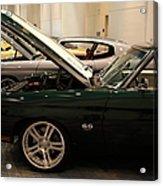 Chevrolet Chevelle Ss 5d26877 Acrylic Print