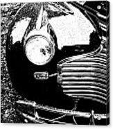 Chevrolet Classic Acrylic Print