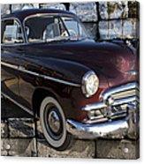 Chevrolet Deluxe Car Acrylic Print