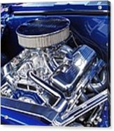 Chevrolet Hotrod Engine Acrylic Print