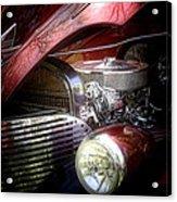 Chevrolet Master Deluxe 1939 Acrylic Print