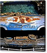 Chevrolet Picking Acrylic Print
