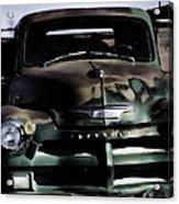 Chevrolet Truck Acrylic Print