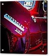 Chevy 3100 Acrylic Print