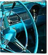 Chevy Bel Air Interior  II Acrylic Print