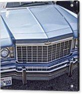 Chevy Caprice  Acrylic Print