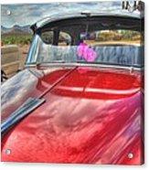 Chevy Classic Acrylic Print